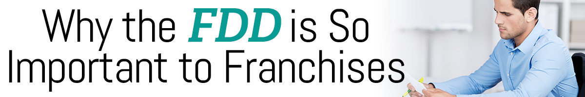 Why the FDD is So Important to Franchises